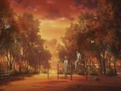 Скриншот аниме Бакуман