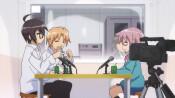 Скриншот аниме Там и сям