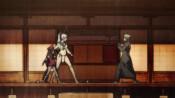 Скриншот аниме Девушки самураи