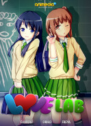Постер Love Lab