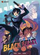 Постер Black Bullet