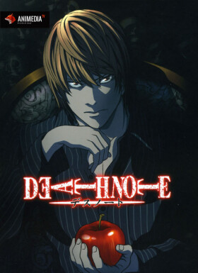 Постер аниме Death Note