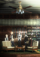 Постер Lord El-Melloi II Sei no Jikenbo: Rail Zeppelin Grace Note