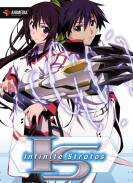 Постер IS: Infinite Stratos