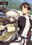 Постер Kyoukai Senjou no Horizon