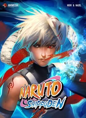 Постер аниме Наруто Ураганные хроники