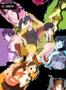 Постер Nisemonogatari