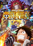 Постер One Piece: Heart of Gold