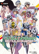 Постер Yowamushi Pedal: New Generation