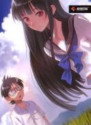 Постер Natsu no Arashi!