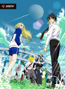 Постер Arakawa Under the Bridge