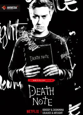 Постер аниме Тетрадь смерти