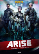 Постер Koukaku Kidoutai Arise: Ghost in the Shell