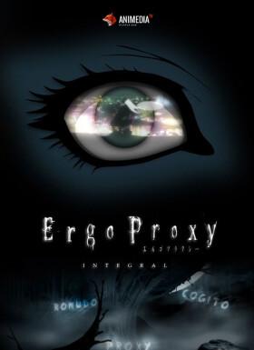 Постер аниме Ergo Proxy