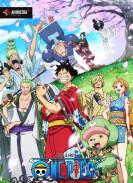 Постер One Piece