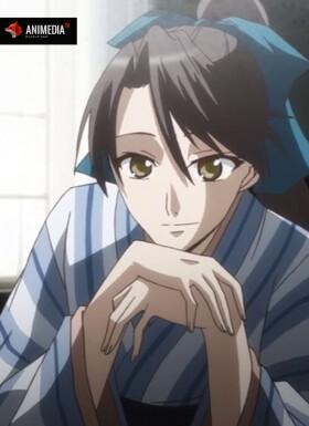 Онлайн аниме Любовный дневник Отомэ Надэсико